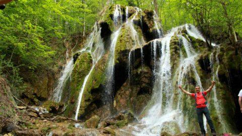 Cascada Bigar si Cheile Nerei