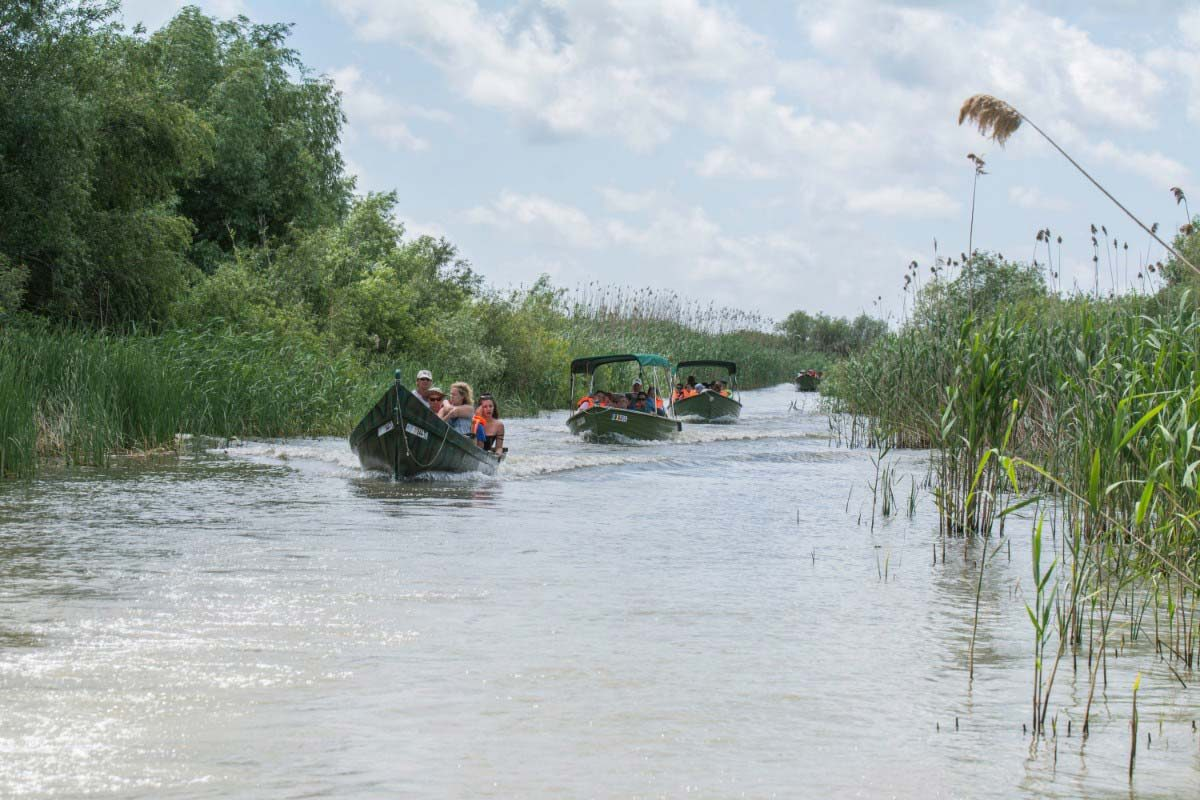 3 zile in Delta Dunarii