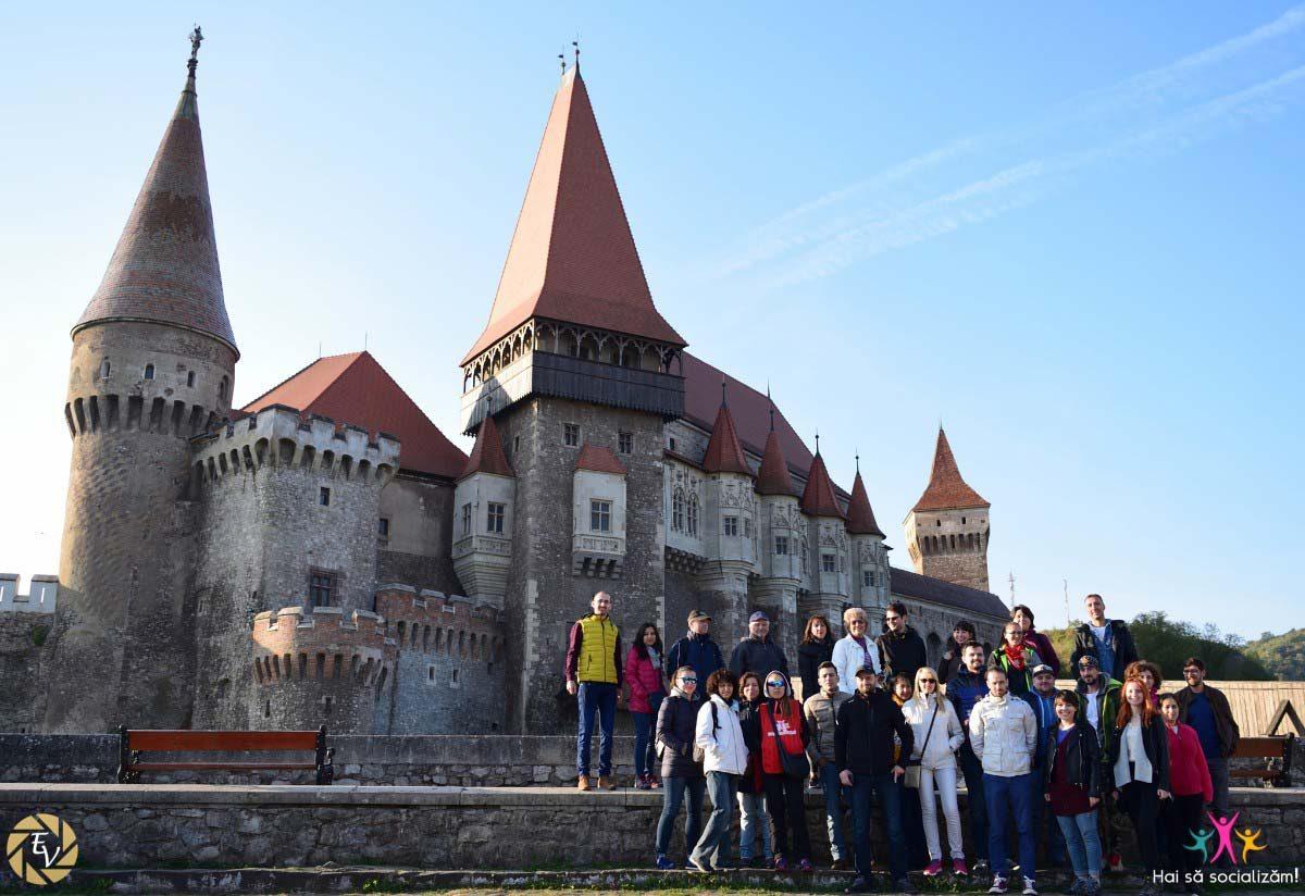 Tinutul de poveste al Hunedoarei