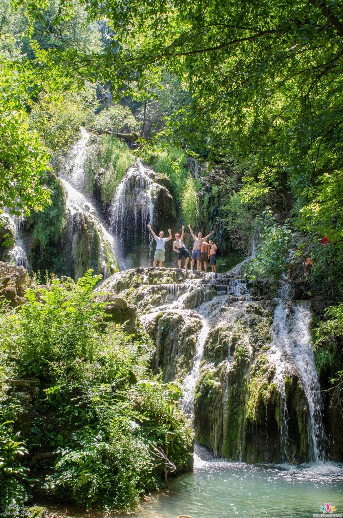 Krushuna Falls si bogatiile naturale ale Bulgariei
