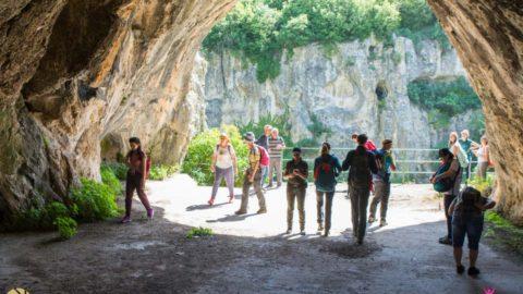 Canionul Emen, Cascada Kaya Bunar si Ekopateka Hotnitsa