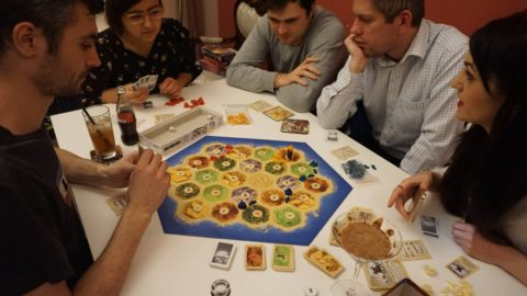 Seara de Board Games