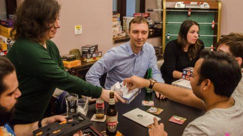 Seara de Board Games