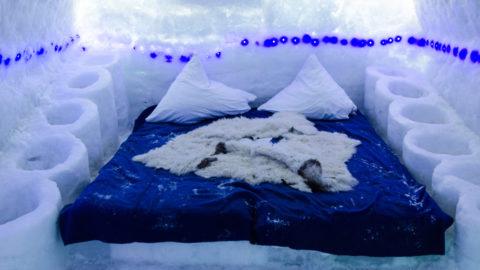 Hotel gheata balea