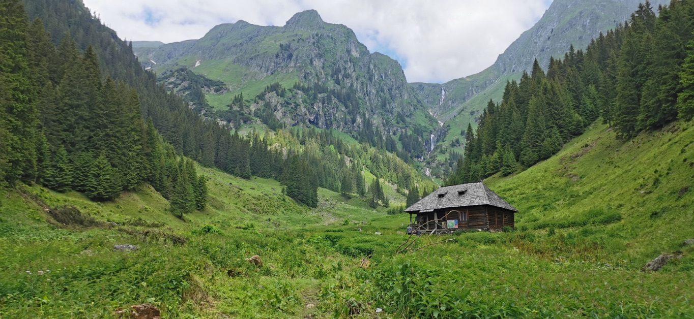 Cucerim Varful Moldoveanu