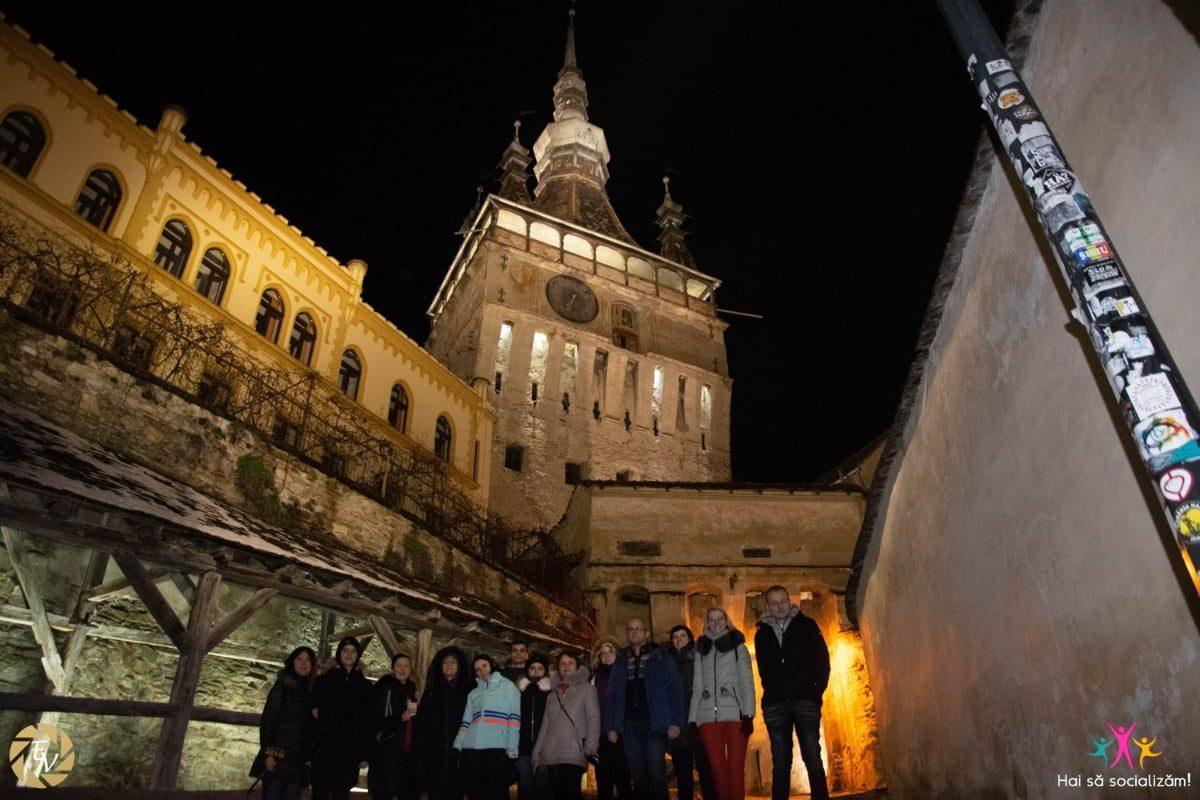 Weekend de poveste la Sighisoara si Sibiu