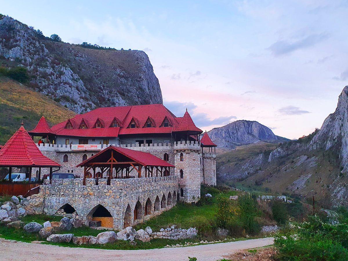 Weekend la castel in Transilvania