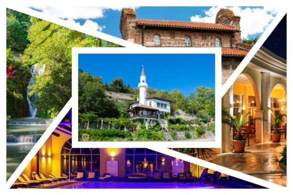 O experienta de neuitat alaturi de oameni nemaipomeniti si un peisaj de poveste la Castelul Balcic in Bulgaria.