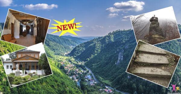 Conacul Golesti si Cetatuia Negru Voda