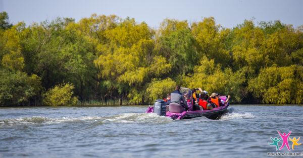 O experienta de neuitat cu gasca in Delta Dunarii