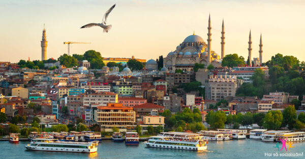 socializam la istanbul