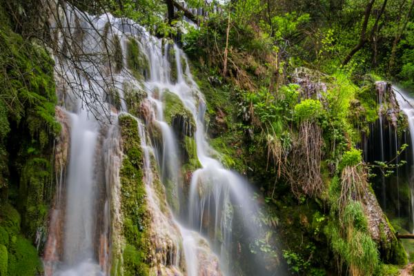 cascadele Krushuna Bulgaria