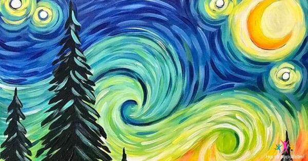 seara de pictura