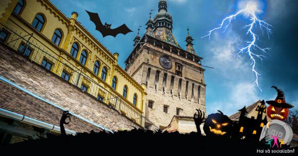 Halloween la Sighisoara